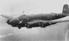 Focke Wulf Fw200 Condor