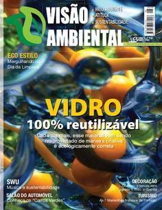 Capa da 8ª edição, set/out 2010 #vidro #decoracao #publicidade #energia Assine agora: http://assinaturas.rvambiental.com.br/