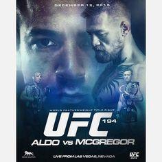 Fan-made promo for conor mcgregor vs jose aldo fight