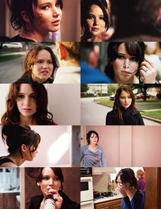 Jennifer Lawrence in Silver Linings Playbook.....Tiffany Maxwell, by far one of my favorite movie characters.