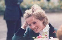 Princess Diana Visit to Dundee, 1985 · · Taken at Barnardos, Dudhope Street © Tayside Police Museum