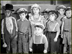 """goringjames's media. The Little Rascals was the first thing I remembered about tv, My favorite kids. Spanky, Alfalfa, Buckwheat, Porky, Butch and Darla all held my heart. My favorite was """"wild man from borneo"""" Yum Yum eat em up, eat em up!"""