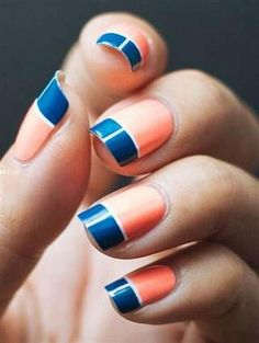 Nails are an integral part of style. Long nails and nail care leads to fashion statement. You will find information of all kinds with bridal nails. Nails Opi, Nails Polish, Nail Polish Trends, Fun Nails, Pretty Nails, Nail Nail, Stiletto Nails, Gold Nails, Pretty Makeup