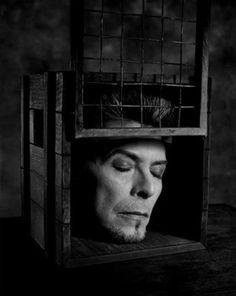 David Bowie by Albert Watson, 1996.
