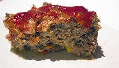 Merging the two wonderful flavors of Meatloaf with a bacon cheese burger.