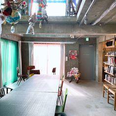 ねことぼく、日々 Nara, Loft, Furniture, Home Decor, Lofts, Interior Design, Home Interior Design, Arredamento, Attic Rooms