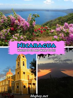 What to see and do in Nicaragua? This guide covers it all including some ideas for the adventurous. You'll also find tips and recommendations on food, lodging, and getting around. #bbqboy #Nicaragua #travel #guide