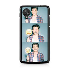 now available Charlie Puth Face... on our store check it out here! http://www.comerch.com/products/charlie-puth-faces-nexus-5-case-yum10802?utm_campaign=social_autopilot&utm_source=pin&utm_medium=pin