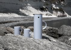 scandinavian design Stelton mug tableware design ceramic nordic coast