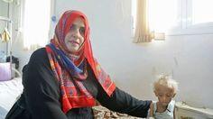 BBC: امرأة واحدة تناضل ضد المجاعة في اليمن #اليمن #yemen