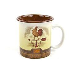 Windvane Mug http://shop.crackerbarrel.com/Windvane-Mug/dp/B005VRJJ0E
