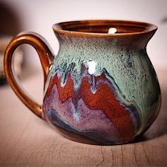 Browse unique items from SublimePotteryStudio on Etsy, a global marketplace of handmade, vintage and creative goods. Ceramic Tableware, Ceramic Cups, Stoneware Clay, Ceramic Art, Pottery Studio, Pottery Art, Pottery Shop, Pottery Ideas, Ceramic Pottery
