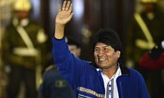Bolivian president Evo Morales, just coasted to victory in Bolivia's presidential elections, winning an unprecedented third term as voters rewarded the former coca grower for delivering economic and political stability.  Morales, a native Aymara Indian, received 60% of the vote against 25% for cement magnate Samuel Doria Medina, the highest polling of four challengers.
