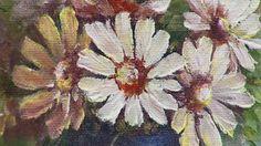 Mulher.com - 13/04/2016 - Pintura de um vaso com textura em relevo - Jul...