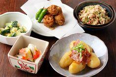 京の家庭料理「おばんざい」