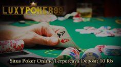 Luxypoker99 adalah sebuah situs poker online terpercaya dengan minimal deposit 10rb yang sudah terpercaya menggunakan uang asli dengan market indonesia.