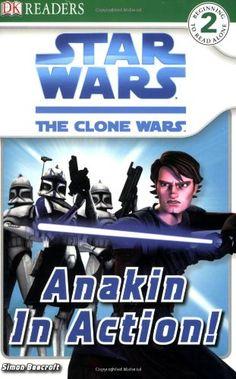Anakin in Action! (Star Wars: The Clone Wars) by Simon Beecroft,http://www.amazon.com/dp/0756640318/ref=cm_sw_r_pi_dp_gAc.sb1Q9EZF6DZA