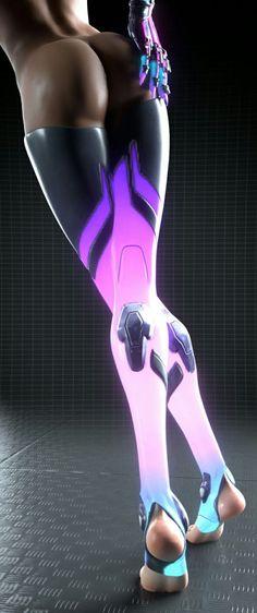 Sumbra Leg Armor
