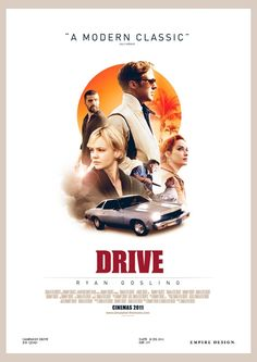 Drive. Ryan is golden.