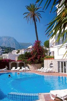 Capri, Italy - holiday destination.