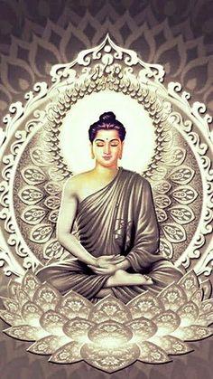 17.1/28.「星曇 鑑定師」 Buddha Face, Buddha Zen, Gautama Buddha, Theravada Buddhism, Buddha Painting, Ganesha Art, Art Inspiration Drawing, Goddess Art, Buddhist Art