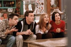 """""""The One With the Embryos"""" (Season 4, Episode 12) 