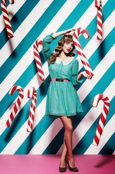 ideas for baby photoshoot christmas candy canes Creative Photography, Fashion Photography, Christmas Editorial, Kids Studio, Christmas Backdrops, Christmas Photography, Christmas Settings, Xmas Party, Christmas Fashion