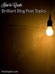 Image result for blogger brainstorm