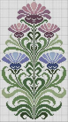 Best Picture For Crochet Celtic scarf For Your Taste You are looking for something, and it is going to tell you exactly what you are. Celtic Cross Stitch, Cross Stitch Tree, Cross Stitch Bookmarks, Cross Stitch Borders, Cross Stitch Alphabet, Cross Stitch Flowers, Cross Stitch Charts, Cross Stitch Designs, Cross Stitching