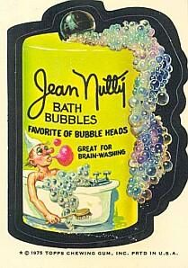 More Wacky Packages.