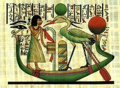 베누-사자의 서  -고대 이집트에서 불사조로 생각된 상상의 새. 회색의 해오라기로 나타낸다. 매일 아침 해가 뜸과 동시에 오벨리스크의 정상에 나타나,해와 더불어 초원(初原)의 물로부터 스스로를 창조하는 존재로서 처음에는 태양신인 라의 상징으로 헬리오폴리스에서 라와 함께 숭배되었다. 후세 그리스 사람들 사이에 널리 모셔져 헤로도토스에 의하면 500년마다,플리니우스에 의하면 540년마다,마르티알리스에 의하면 1000년마다 등,일정한 기간마다 나타나는 피닉스(Phoenix)의 전설을 낳고,또한 그 어원이 되었다고 한다. 베누는 불과 물이라는 점에서 이집트 신들의 특징 중 하나인 양면성을 지니고 있으며 '베누'는 '눈부심 속에 일어나다' 라는 뜻이다.