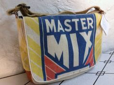 Master Mix Messenger by ObjetAdapte on Etsy, $120.00
