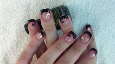 Disney Nails How I want my nails done soon Color For Nails, Nail Polish Colors, Mickey Mouse Nails, Mickey Head, Disney Fun, Disney Stuff, Walt Disney, Different Types Of Nails, Beautiful Nail Polish