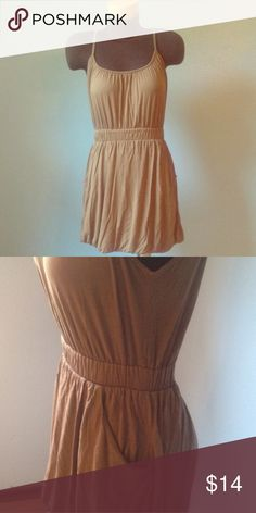 5/$25 SALE! Cute Dress with Pockets!!!!! Great condition. Perfect for Spring! Forever 21 Dresses