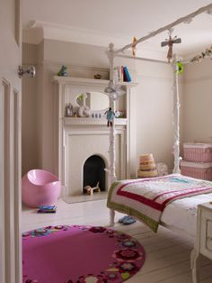 fun and modern Room Themes For Girls Ideas