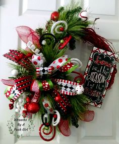 Christmas Grapevine Wreath-Red Christmas Wreath-Christian Wreath-Chalkboard Christmas Wreath-Jesus is the Reason Wreath-Red Black Wreath