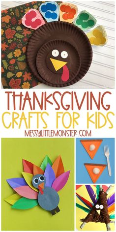 Thanksgiving crafts for kids Thanksgiving Crafts For Kids, Thanksgiving Activities, Crafts For Kids To Make, Autumn Activities, Kids Crafts, Arts And Crafts, Daycare Crafts, Toddler Crafts, Acorn Crafts