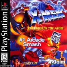 Today in gaming history  On March 3, 1998 X-Men: Children of the Atom was released in America on PlayStation. X-Men: Children of the Atom is a 2D fighting game and represents a departure from Capcom's tried-and-true Street Fighter II formula in terms of gameplay. The game's stage backgrounds are all composed of two or more levels; if characters are thrown down hard enough, the floor can break, dropping both fighters to the next level down. The game's ten playable characters are drawn from…