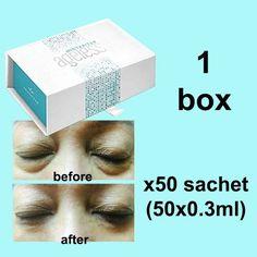 Instantly Ageless Anti Aging Wrinkle Eye Face Botox Alternative Cream 50 Sachets #JeunesseInstantlyAgeless