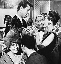 40s and 50s cocktail party advice