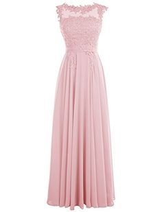 Dressystar Long Chiffon Bateau Lace Appliques Bridesmaid ... https://www.amazon.co.uk/dp/B00P0FF1DQ/ref=cm_sw_r_pi_dp_iSbGxbZKBJJHY