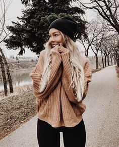 warm casual winter outfit everyday style ideas