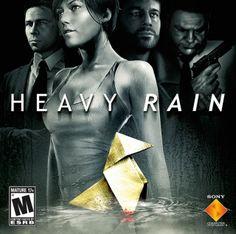 """Ce n'est pas un film, ce n'est pas qu'un jeu, c'est """"Heavy Rain"""". Chacune de vos décisions comptent: faites la différence."""