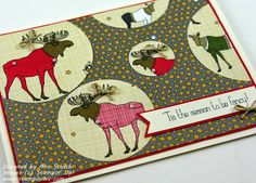 Visions of Moose for Pals Paper Arts