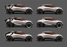 RENAULT for russians by Dmitry Shtok, via Behance