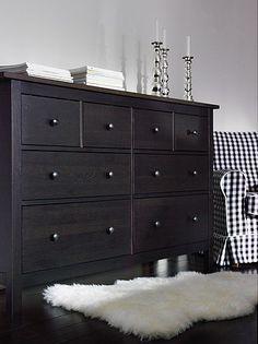 dresser IKEA Hemnes 8-drawer