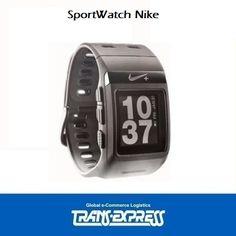 Deporte, tecnología y estilo en un solo reloj. http://amzn.com/B007L3O4BA