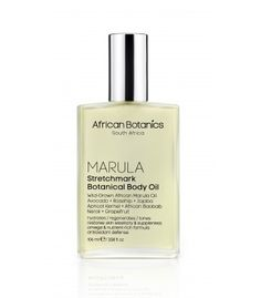 Marula Stretchmark Botanical Body Oil