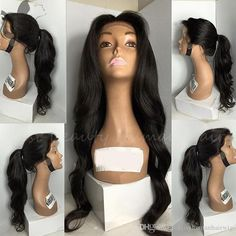 Wholesale Body Wave Human Hair Full Lace Wig Long Wavy Lace Front Wigs Glueless Full Lace Wig With Baby Hair For Black Women Lace Human Hair Wigs Full Silk Cap Lace Wig From Daisyhumanhairwig, $101.37| Dhgate.Com