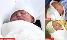Royal Baby resembles his siblings George and Charlotte